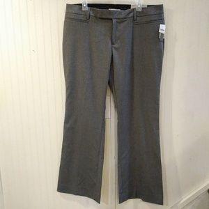 NWT. Gap modern boot cut dress pants